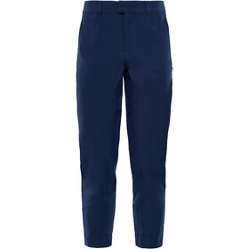 The North Face Inlux Pantalones Cropped Mujer, urban navy